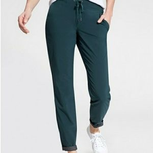 Athleta | Midtown Ankle Pant Abyss Teal